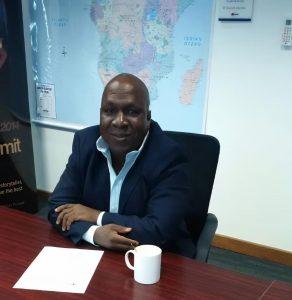 AFRICAGRI's managing director, Dr. Moussa Bamba Mahan